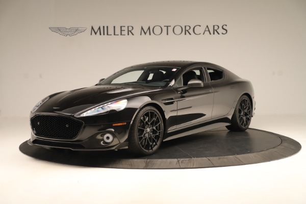 Used 2019 Aston Martin Rapide V12 AMR for sale $199,900 at Bentley Greenwich in Greenwich CT 06830 1