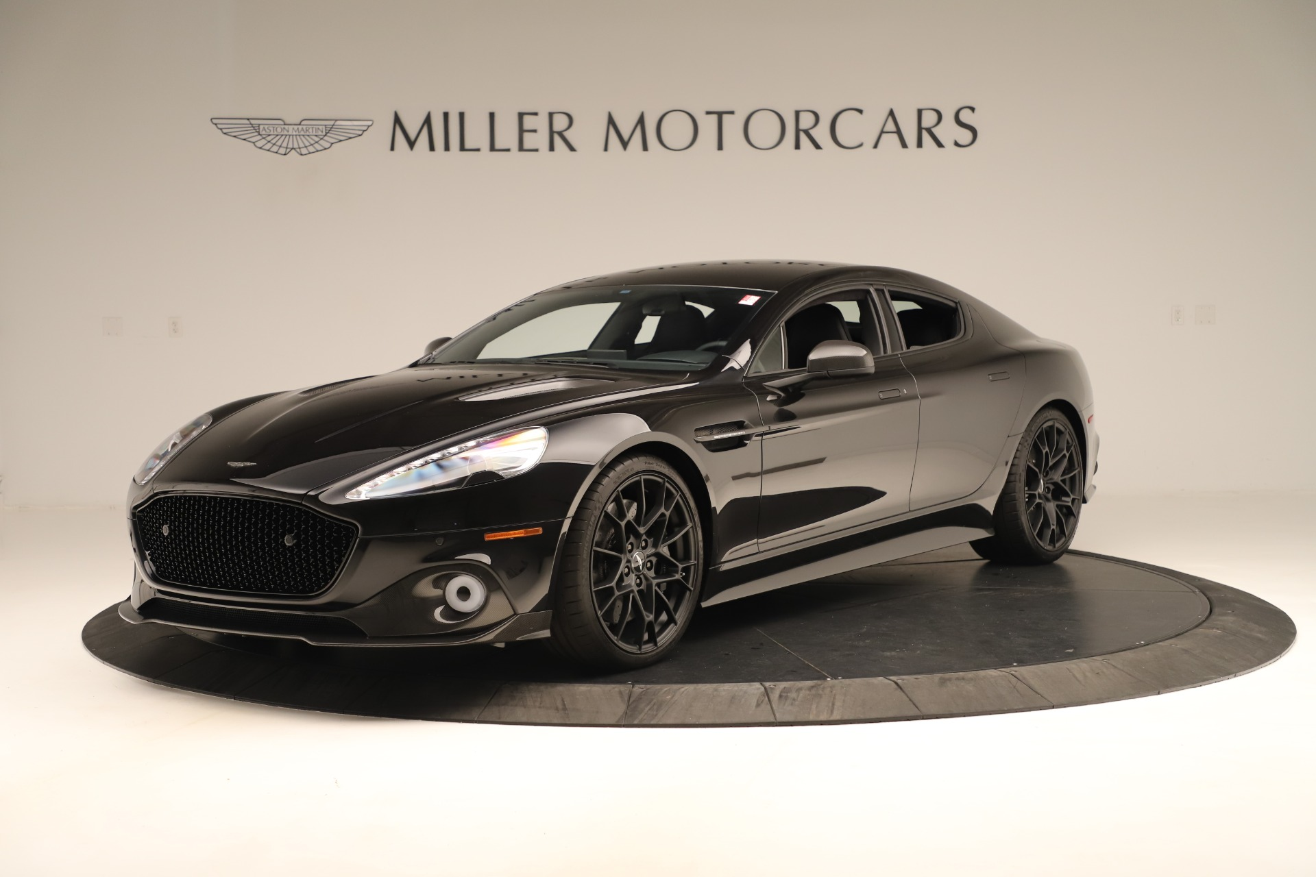 Used 2019 Aston Martin Rapide V12 AMR for sale Sold at Bentley Greenwich in Greenwich CT 06830 1