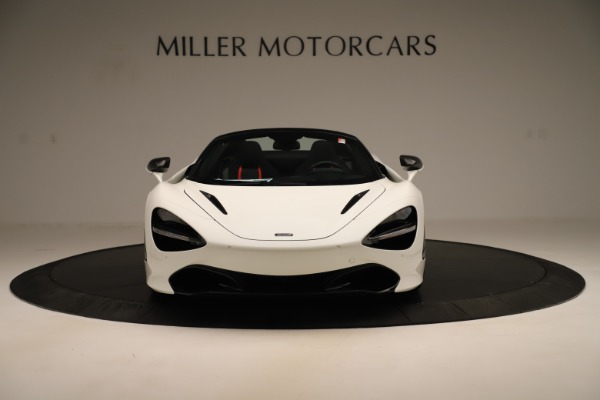 New 2020 McLaren 720S SPIDER Convertible for sale $389,940 at Bentley Greenwich in Greenwich CT 06830 10