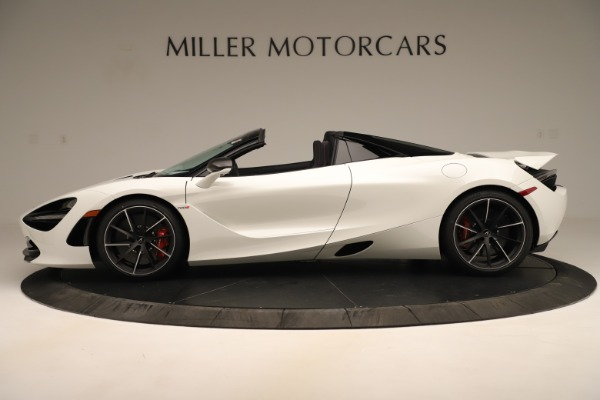 New 2020 McLaren 720S SPIDER Convertible for sale Sold at Bentley Greenwich in Greenwich CT 06830 11