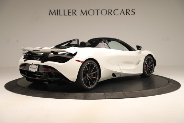 New 2020 McLaren 720S SPIDER Convertible for sale $389,940 at Bentley Greenwich in Greenwich CT 06830 14