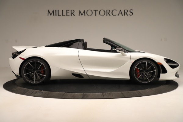 New 2020 McLaren 720S SPIDER Convertible for sale Sold at Bentley Greenwich in Greenwich CT 06830 15