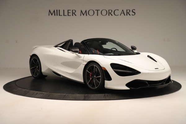New 2020 McLaren 720S SPIDER Convertible for sale $389,940 at Bentley Greenwich in Greenwich CT 06830 16