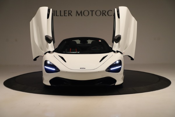 New 2020 McLaren 720S SPIDER Convertible for sale $389,940 at Bentley Greenwich in Greenwich CT 06830 17