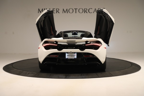 New 2020 McLaren 720S SPIDER Convertible for sale Sold at Bentley Greenwich in Greenwich CT 06830 20