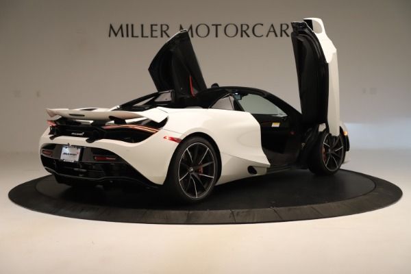 New 2020 McLaren 720S SPIDER Convertible for sale Sold at Bentley Greenwich in Greenwich CT 06830 21