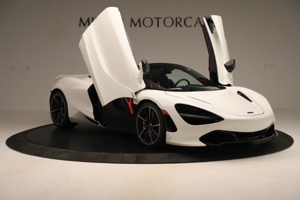 New 2020 McLaren 720S SPIDER Convertible for sale $389,940 at Bentley Greenwich in Greenwich CT 06830 22