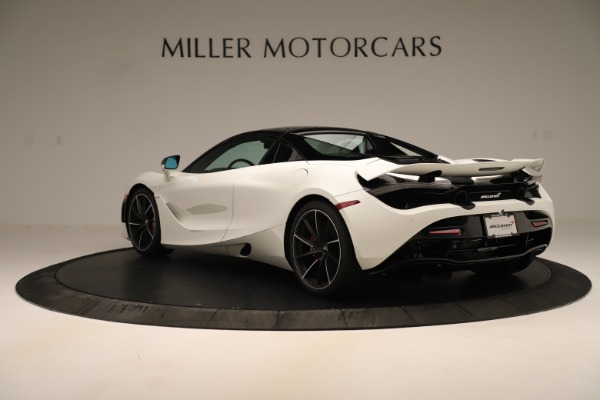 New 2020 McLaren 720S SPIDER Convertible for sale $389,940 at Bentley Greenwich in Greenwich CT 06830 4