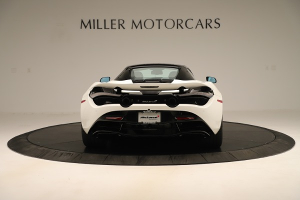 New 2020 McLaren 720S SPIDER Convertible for sale $389,940 at Bentley Greenwich in Greenwich CT 06830 5