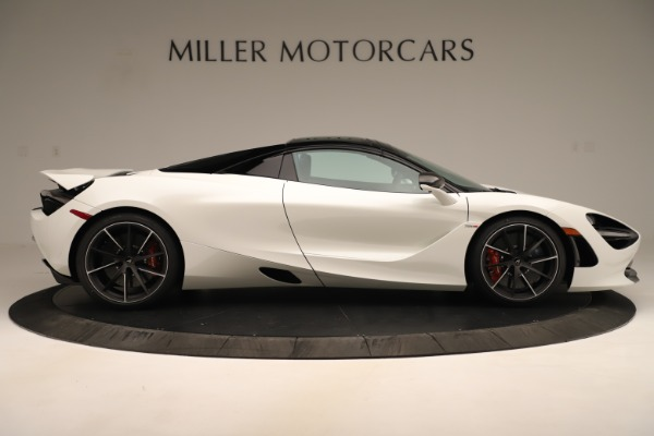 New 2020 McLaren 720S SPIDER Convertible for sale $389,940 at Bentley Greenwich in Greenwich CT 06830 7