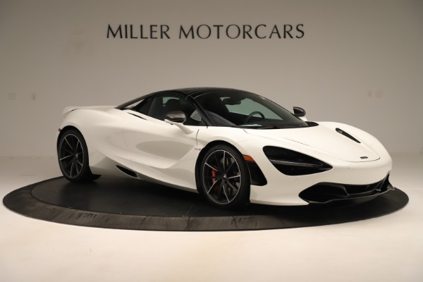 New 2020 McLaren 720S SPIDER Convertible for sale $389,940 at Bentley Greenwich in Greenwich CT 06830 8