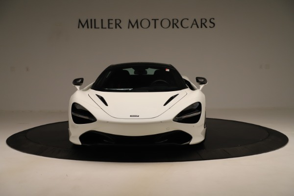 New 2020 McLaren 720S SPIDER Convertible for sale $389,940 at Bentley Greenwich in Greenwich CT 06830 9