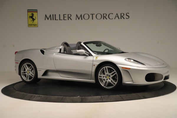 Used 2008 Ferrari F430 Spider for sale $129,900 at Bentley Greenwich in Greenwich CT 06830 10