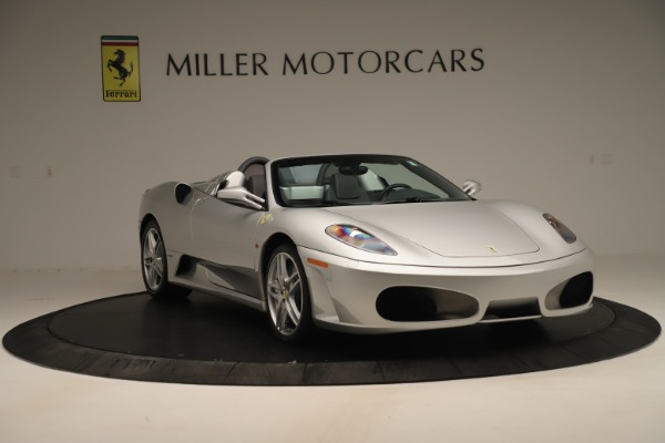 Used 2008 Ferrari F430 Spider for sale $125,900 at Bentley Greenwich in Greenwich CT 06830 11