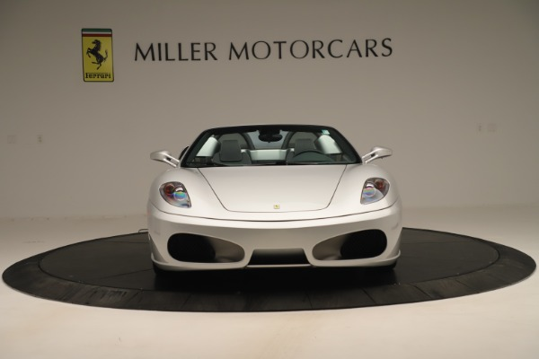 Used 2008 Ferrari F430 Spider for sale $125,900 at Bentley Greenwich in Greenwich CT 06830 12