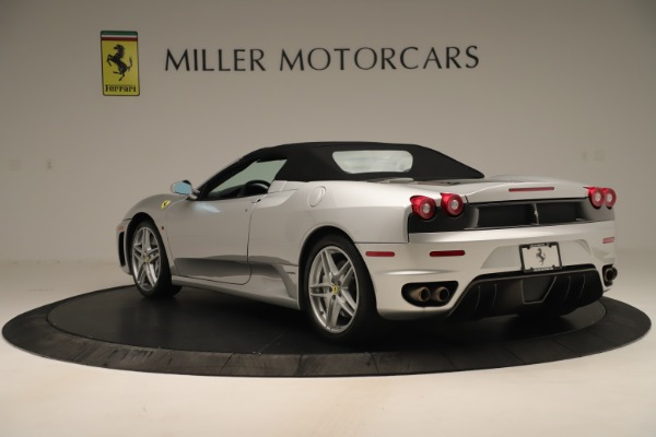 Used 2008 Ferrari F430 Spider for sale $129,900 at Bentley Greenwich in Greenwich CT 06830 13
