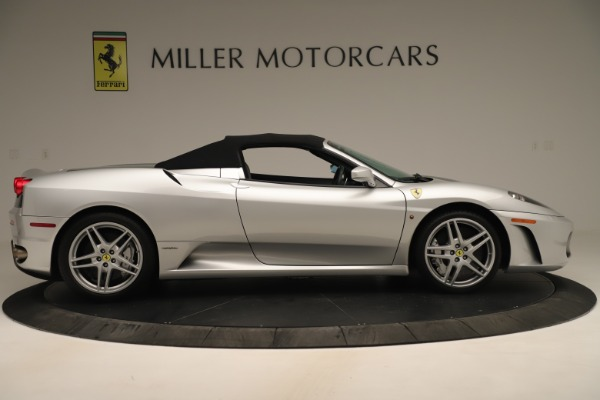 Used 2008 Ferrari F430 Spider for sale $129,900 at Bentley Greenwich in Greenwich CT 06830 15