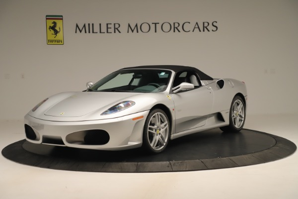 Used 2008 Ferrari F430 Spider for sale $125,900 at Bentley Greenwich in Greenwich CT 06830 17