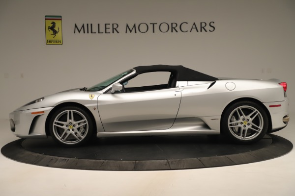 Used 2008 Ferrari F430 Spider for sale $125,900 at Bentley Greenwich in Greenwich CT 06830 18