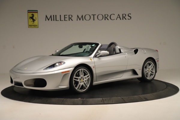 Used 2008 Ferrari F430 Spider for sale $129,900 at Bentley Greenwich in Greenwich CT 06830 2