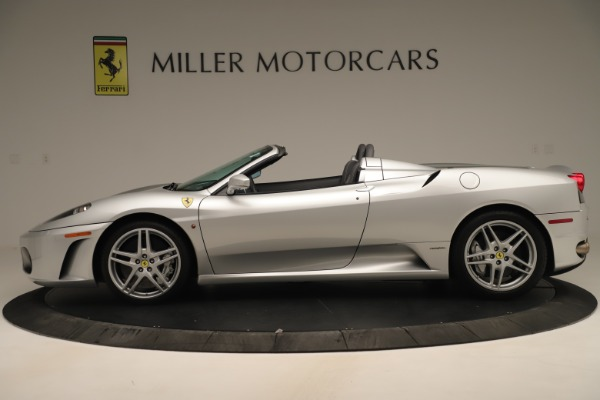 Used 2008 Ferrari F430 Spider for sale $125,900 at Bentley Greenwich in Greenwich CT 06830 3