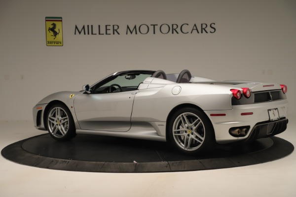 Used 2008 Ferrari F430 Spider for sale $129,900 at Bentley Greenwich in Greenwich CT 06830 4