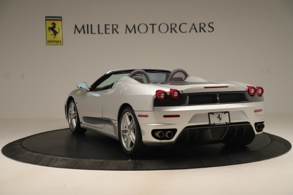 Used 2008 Ferrari F430 Spider for sale $125,900 at Bentley Greenwich in Greenwich CT 06830 5