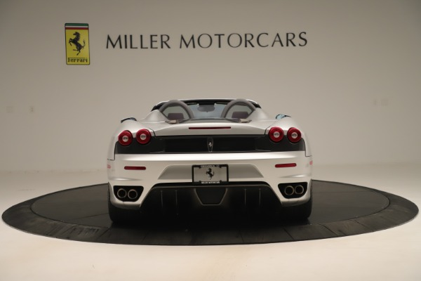 Used 2008 Ferrari F430 Spider for sale $125,900 at Bentley Greenwich in Greenwich CT 06830 6