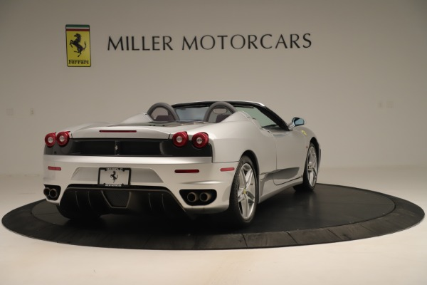 Used 2008 Ferrari F430 Spider for sale $125,900 at Bentley Greenwich in Greenwich CT 06830 7