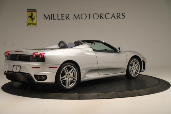 Used 2008 Ferrari F430 Spider for sale $129,900 at Bentley Greenwich in Greenwich CT 06830 8