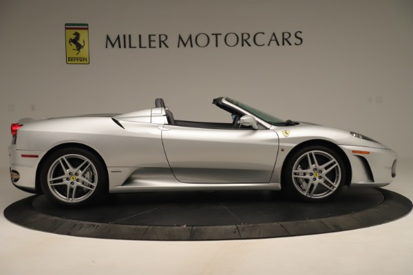 Used 2008 Ferrari F430 Spider for sale $125,900 at Bentley Greenwich in Greenwich CT 06830 9