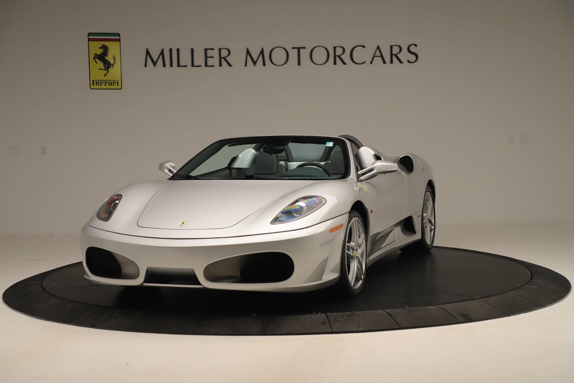 Used 2008 Ferrari F430 Spider for sale $125,900 at Bentley Greenwich in Greenwich CT 06830 1