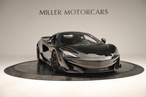 New 2019 McLaren 600LT Coupe for sale Sold at Bentley Greenwich in Greenwich CT 06830 10