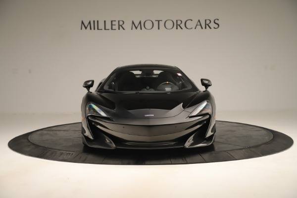 Used 2019 McLaren 600LT Luxury for sale Call for price at Bentley Greenwich in Greenwich CT 06830 11