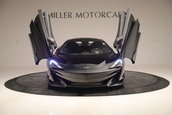 Used 2019 McLaren 600LT Luxury for sale Call for price at Bentley Greenwich in Greenwich CT 06830 12