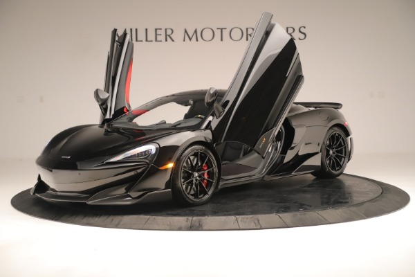 Used 2019 McLaren 600LT Luxury for sale Call for price at Bentley Greenwich in Greenwich CT 06830 13