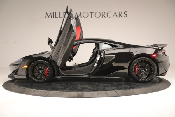 Used 2019 McLaren 600LT Luxury for sale Call for price at Bentley Greenwich in Greenwich CT 06830 14