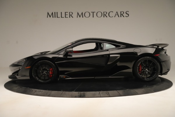 Used 2019 McLaren 600LT Luxury for sale Call for price at Bentley Greenwich in Greenwich CT 06830 2