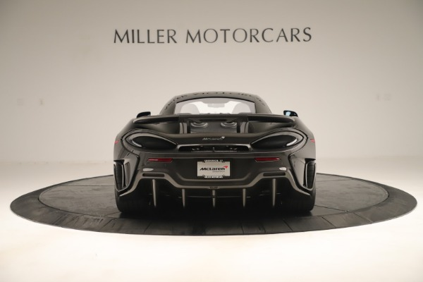 Used 2019 McLaren 600LT Luxury for sale Call for price at Bentley Greenwich in Greenwich CT 06830 5