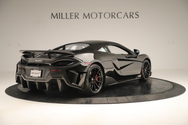 Used 2019 McLaren 600LT Luxury for sale Call for price at Bentley Greenwich in Greenwich CT 06830 6