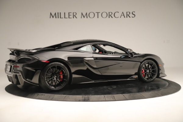 New 2019 McLaren 600LT Coupe for sale Sold at Bentley Greenwich in Greenwich CT 06830 7