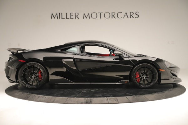 Used 2019 McLaren 600LT Luxury for sale Call for price at Bentley Greenwich in Greenwich CT 06830 8