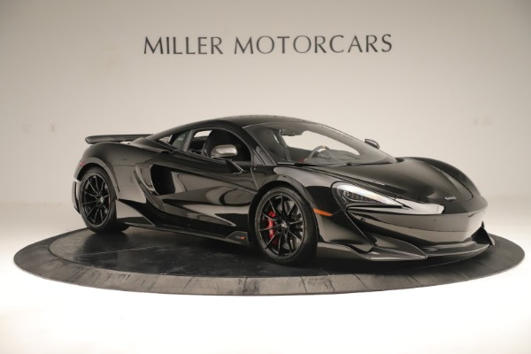 Used 2019 McLaren 600LT Luxury for sale Call for price at Bentley Greenwich in Greenwich CT 06830 9