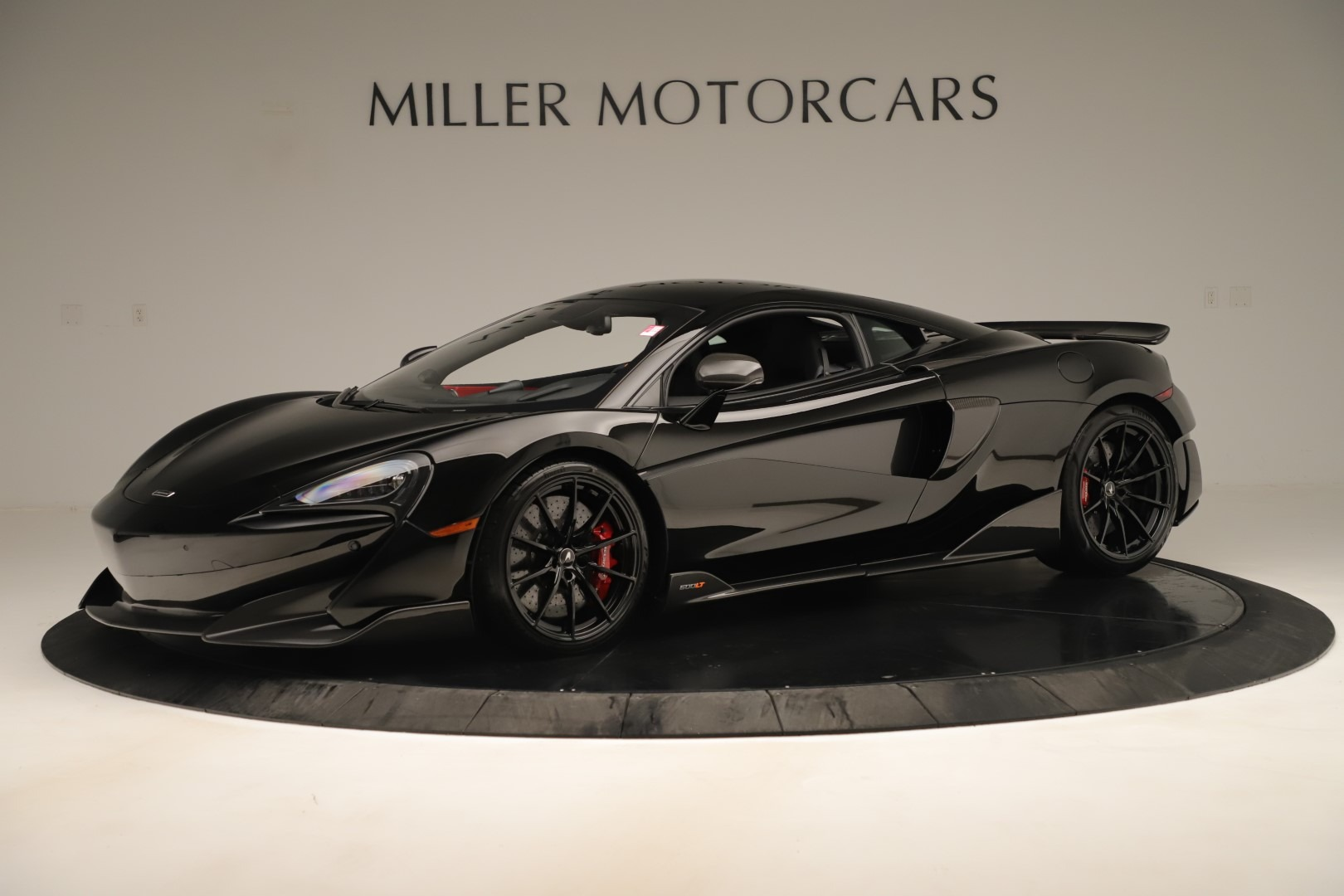 New 2019 McLaren 600LT Coupe for sale Sold at Bentley Greenwich in Greenwich CT 06830 1