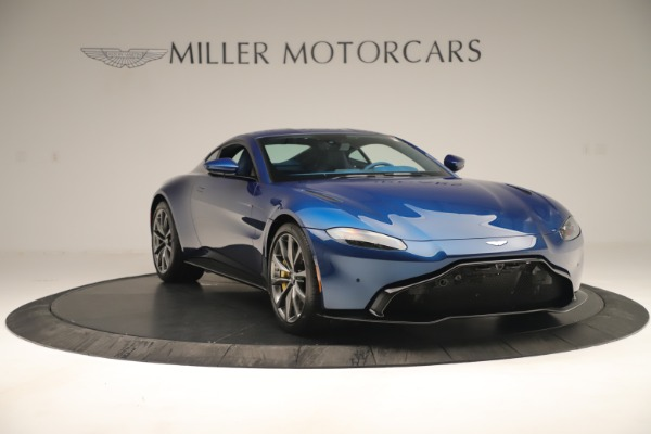 Used 2020 Aston Martin Vantage Coupe for sale Sold at Bentley Greenwich in Greenwich CT 06830 11