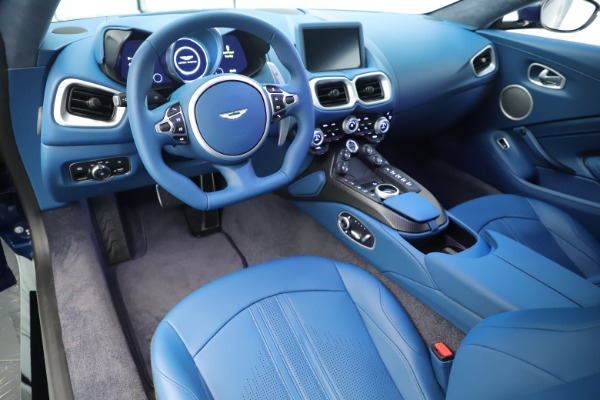 Used 2020 Aston Martin Vantage Coupe for sale Sold at Bentley Greenwich in Greenwich CT 06830 14