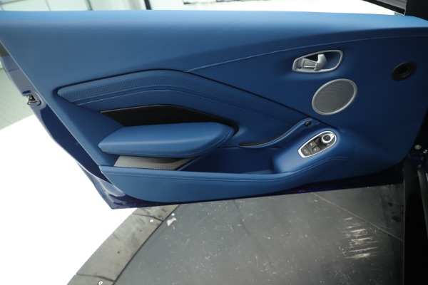 Used 2020 Aston Martin Vantage Coupe for sale Sold at Bentley Greenwich in Greenwich CT 06830 17