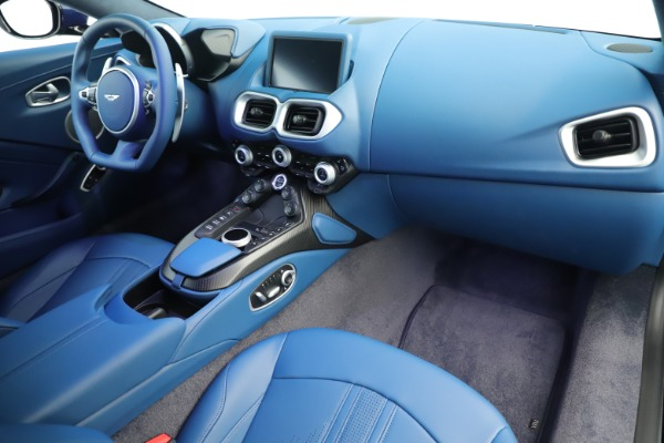 Used 2020 Aston Martin Vantage Coupe for sale Sold at Bentley Greenwich in Greenwich CT 06830 19