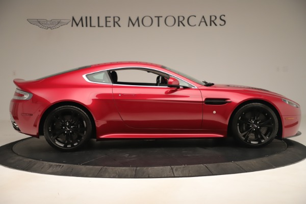 Used 2011 Aston Martin V12 Vantage Coupe for sale Sold at Bentley Greenwich in Greenwich CT 06830 11