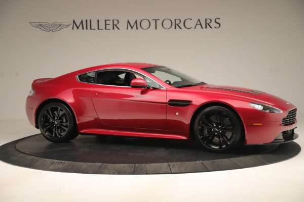 Used 2011 Aston Martin V12 Vantage Coupe for sale Sold at Bentley Greenwich in Greenwich CT 06830 12